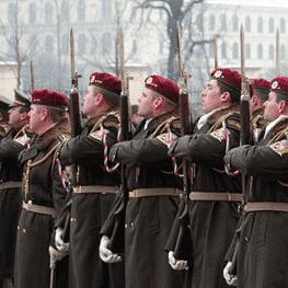 referencie armáda